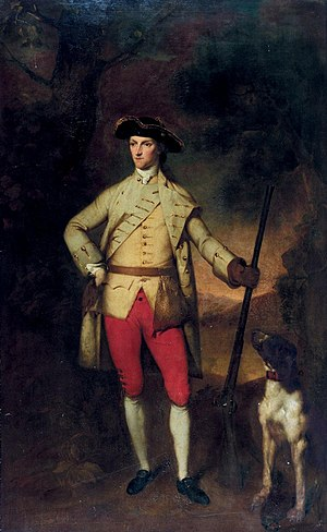 James Hamilton, 6th Duke of Hamilton - The Duke of Hamilton