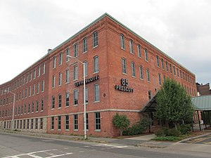 Massachusetts Academy of Math and Science at WPI - Image: 85 Prescott St, Worcester MA