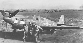 86th Operations Group - 86th A-36 Apache in North Africa