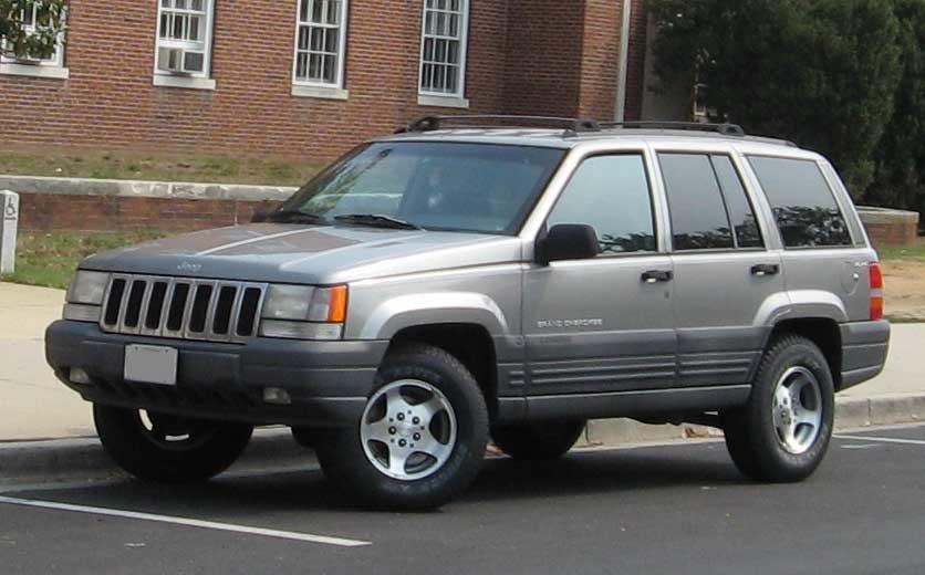 96-98 Jeep Grand Cherokee