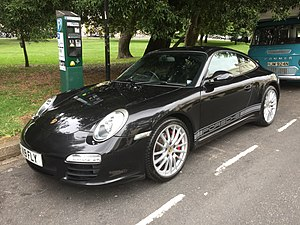 Porsche 997 - Image: 997 Gen 2 3.6 PDK