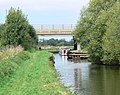 A453 crossing the canal - geograph.org.uk - 556655.jpg