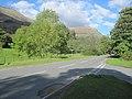 A498 north east from Plas Gwynant - geograph.org.uk - 2108660.jpg