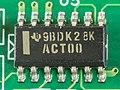 ADSV-931 Mini Docking Station - daughter board - Texas Instruments ACT00-93474.jpg