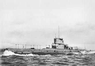 Royal Australian Navy Submarine Service - HMAS AE2
