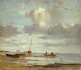 The Elbe at Blankenese