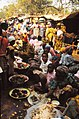 ASC Leiden - W.E.A. van Beek Collection - Dogon markets 33 - Sangha market, Mali 1992.jpg