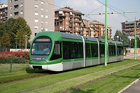Image illustrative de l'article Tramway de Milan