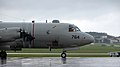 A P-3C Orion aircraft assists with Malaysia Airlines flight MH370 recovery efforts.jpg