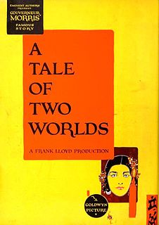 <i>A Tale of Two Worlds</i> 1921 film