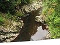 A dark pool in the Mawddach - geograph.org.uk - 542599.jpg