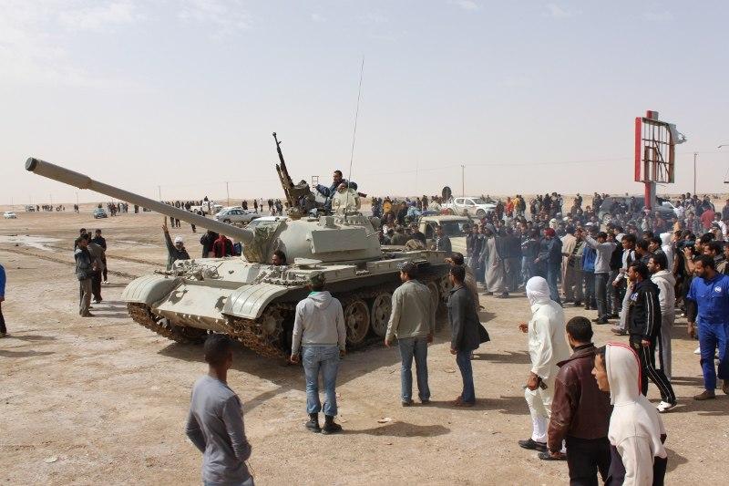 A frontline parade - Flickr - Al Jazeera English