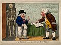 A sailor with a bandaged eye consulting a dubious medical pr Wellcome V0016232.jpg