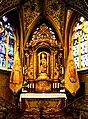 Aachener Dom Altar Nikolauskapelle 2014.jpg