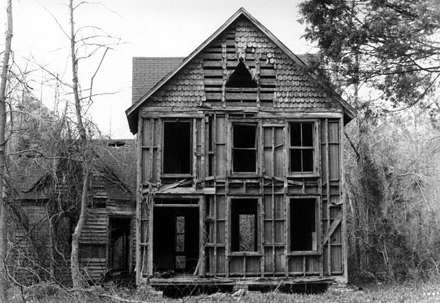 File Abandoned House In White Marsh Virginia Jpg