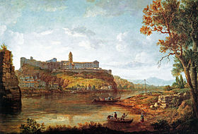 Abbaye Saint-André de Villeneuve par William Marlow (1740-1813).jpg