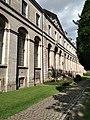 Abbaye de Saint-Riquier, façade côté parc 04.jpg