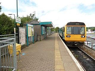 Aberdare railway station