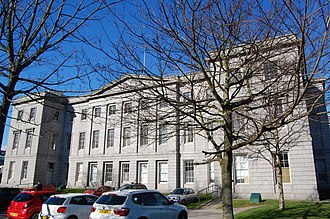 Woolmanhill Hospital - Woolmanhill Hospital