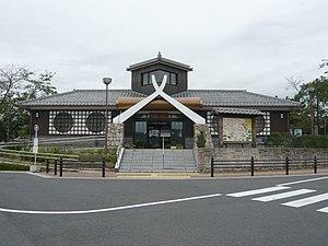 Aburahi Station - Image: Aburahi Station