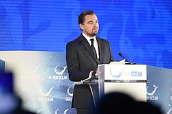 Actor and Environmentalist Leonardo DiCaprio Delivers Remarks at the 2016 Our Ocean Conference in Washington (29613063332)