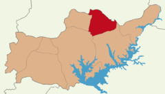 Adıyaman location Sincik.png