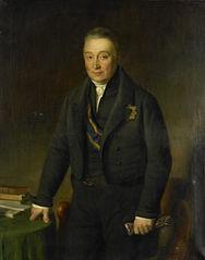 Portrait of Count Adam-François-Jules-Armand van der Duyn van Maasdam