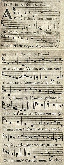 Weihnachtslieder Verarschung.Adeste Fideles Wikipedia