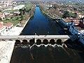 Aerial photograph of Ponte de Trajano (8).jpg