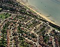Aerial view of Southend seafront, Chalkwell station and esplanade - geograph.org.uk - 1707560.jpg