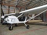 Aeroprakt A-22, Rokoniai.JPG
