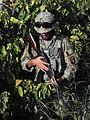 Afghan National Civil Order Police patrol Kandahar 110904-A-EL067-002.jpg