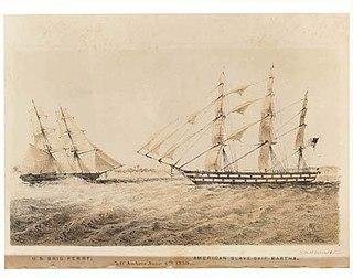 African Slave Trade Patrol