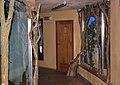 African Savannah house, Zoo Jihlava, corridor.jpg