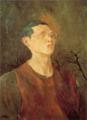 Aimitsu-1943-Self-Portrait with Treetops.png