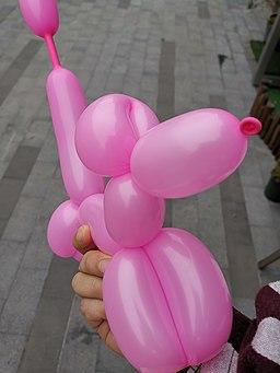 Air Dog Balloon