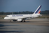 F-GUGG - A318 - Air France