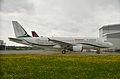 "Airbus A320-200 SNECMA ""Green Taxiing System"" F-HGNT - MSN 234 - Safran - Honeywell (10276876064).jpg"