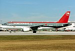 Airbus A320-211, Northwest Airlines AN0209007.jpg