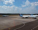 Aircraft at Minsk National Airport 05.jpg