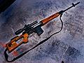 Airsoft Snayperskaya Vintovka Dragunova (SVD) a.k.a. Dragunov Sniper Rifle.jpg