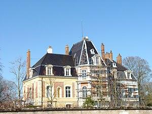 Aiserey - Aiserey Castle