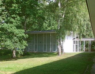 Sep Ruf - Academy of Fine Arts Nuremberg Aula