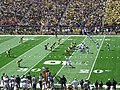 Akron vs. Michigan football 2013 07 (Akron on offense).jpg