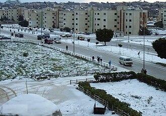 Bayda, Libya - New Bayda neighborhood