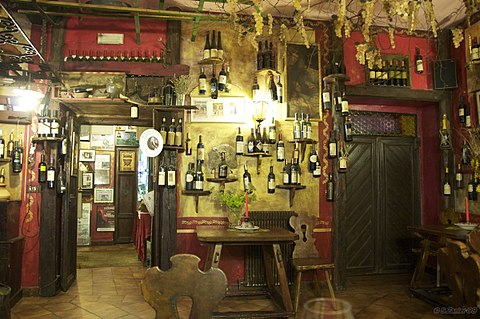 Trattorias in Florence