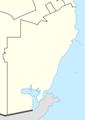 Al Wakrah localities.png