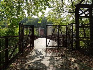 Alapocas Run State Park - Footbridge to Bancroft Mills