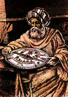 Al-Battani Kurdish astronomer, astrologer, and mathematician