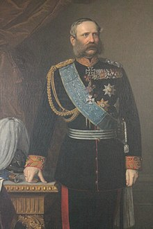 Alfred of Saxony in 1878 by Alfred Diethe (Source: Wikimedia)
